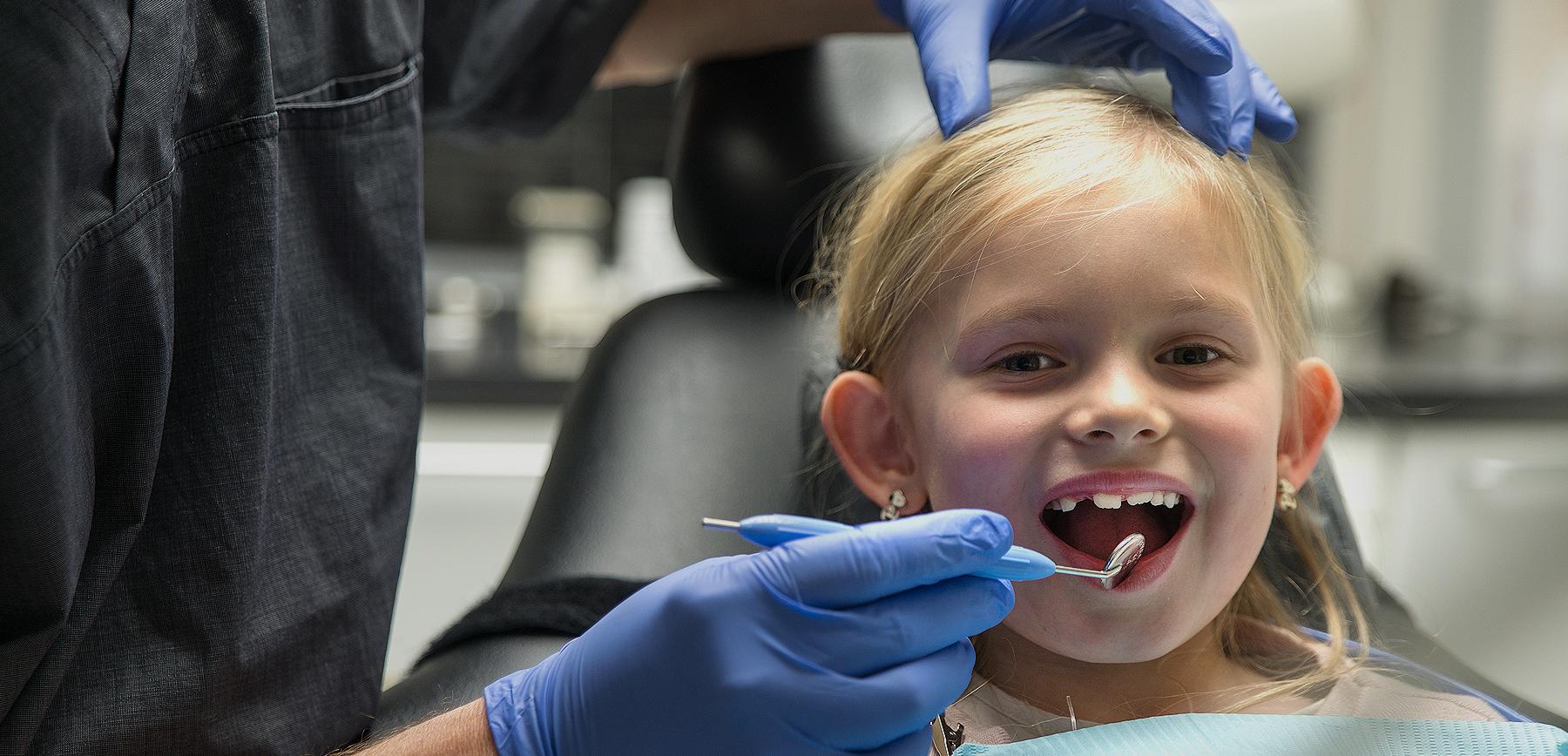 Behagligare tandvård och god munhälsa